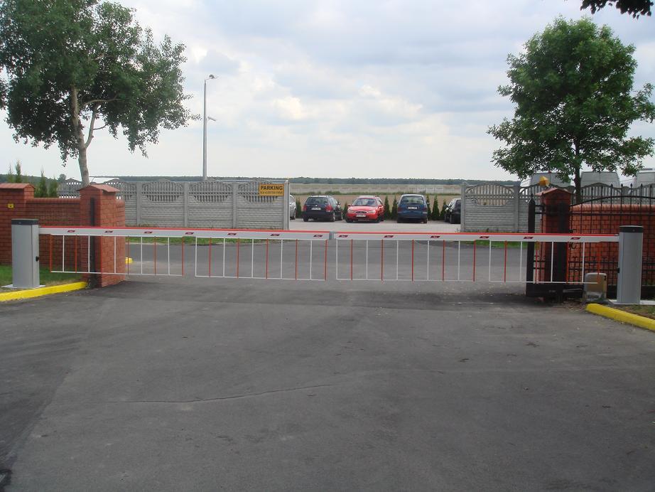 Barrier Gate Merek NICE 6